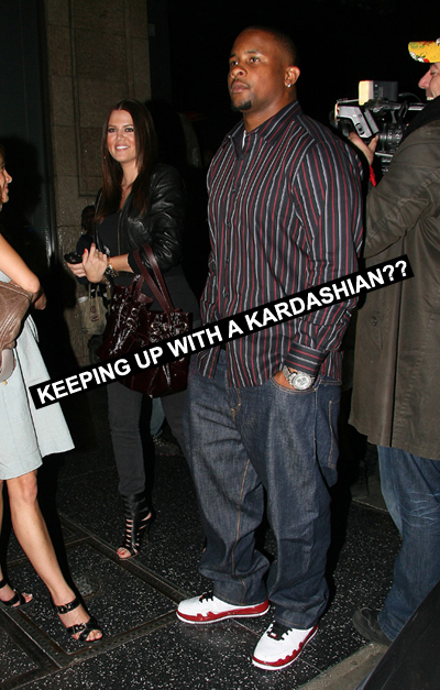 Khloe kardashian dating derrick ward