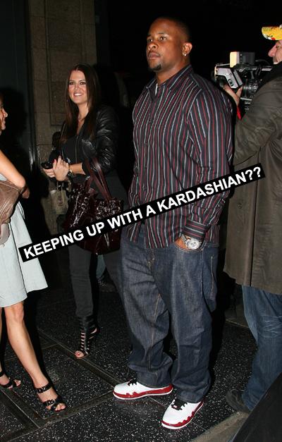 Khloe kardashian dating derrick ward