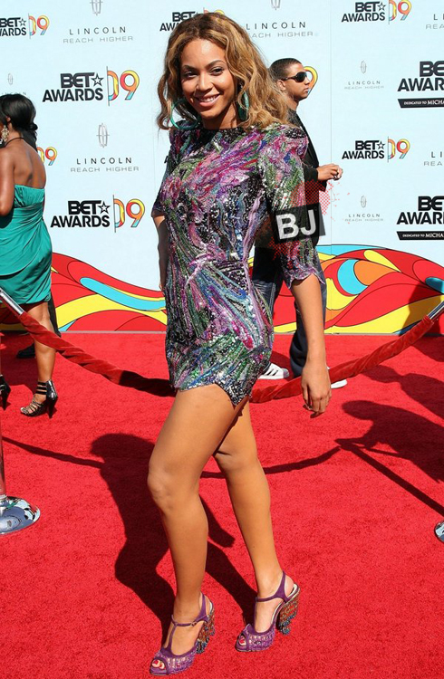 Beyonce @ Bet Awards 6/28/09