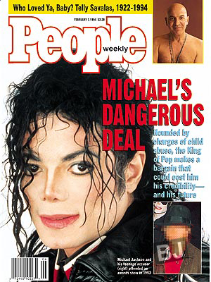People Magazine Releases Michael Jackson Covers + Story