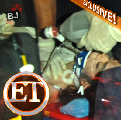 Michael Jackson in Ambulance