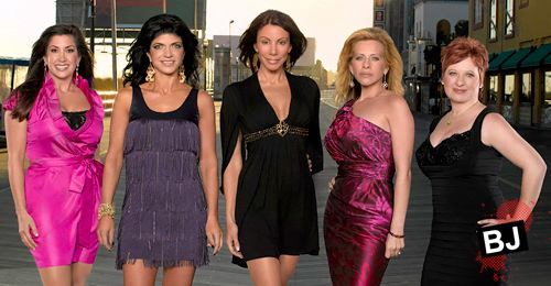 Real Housewives of NJ Cast