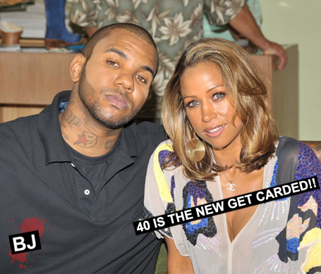 The Game & Stacy Dash