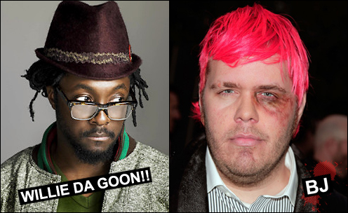 Will.I.Am vs. Perez Hilton
