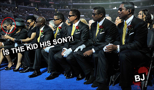 Michael Jackson's Love Child???