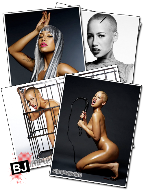 amber rose and kanye west photo shoot. Kanye#39;s best, Amber Rose did