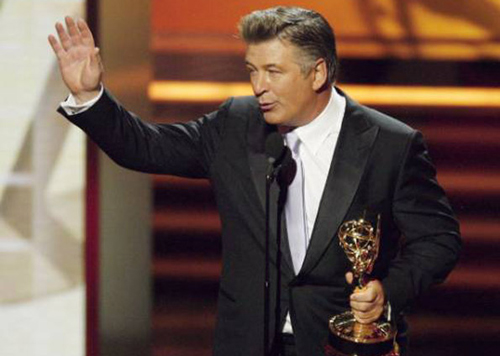 Alec Baldwin - Emmy Awards 2009