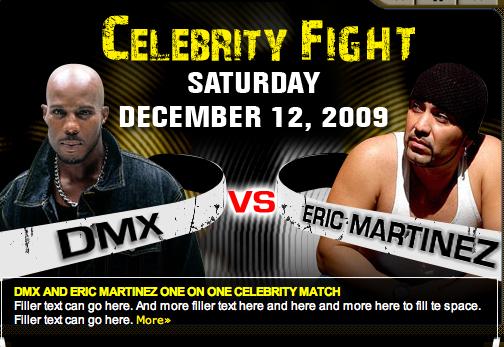 DMX & Eric Martinez