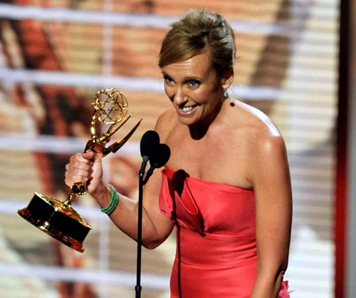 Toni Collette - Emmy Awards 2009