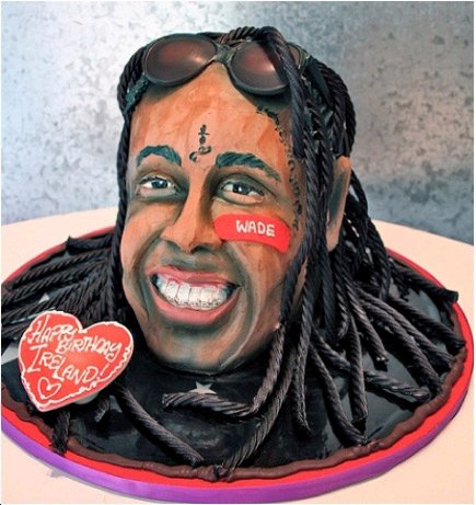 Lil' Wayne Cake